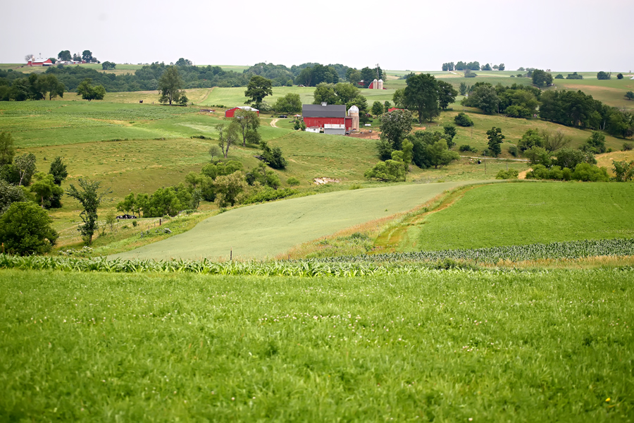 Amish Country in Cashton, Wisconsin just outside La Crosse; Robert Butterfield, Butterfield Photography