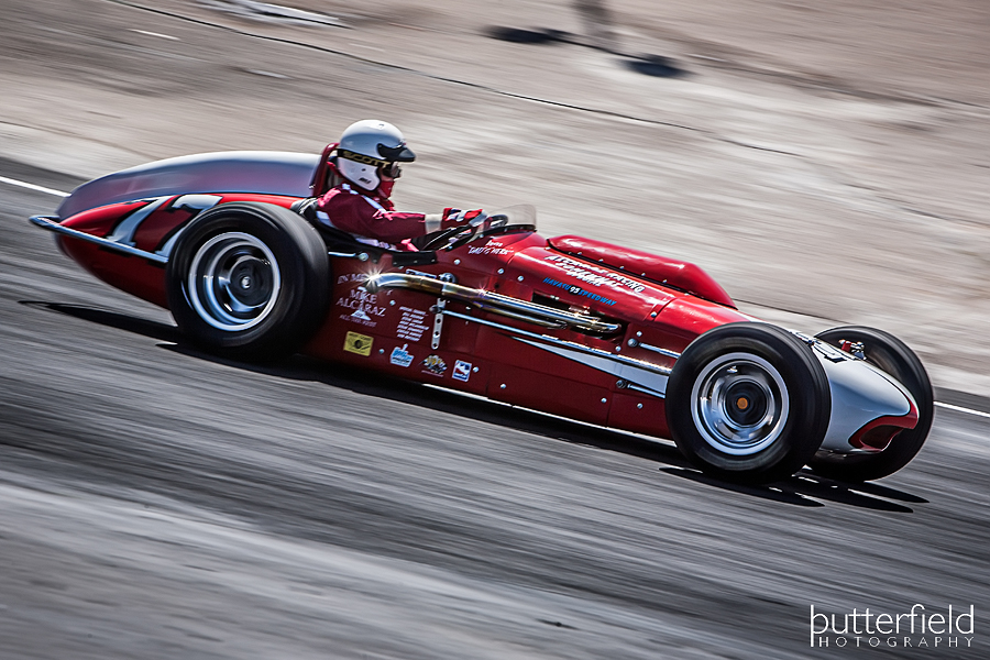 West Coast Vintage Racing - Tucson Speedway in Tucson, Arizona - Robert Butterfield from Butterfield Photography