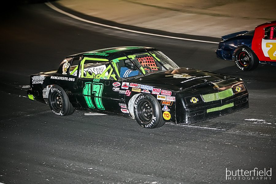 Pro Stocks at tucson Speedway in Tucson, Arizona - Robert Butterfield from Butterfield Photography