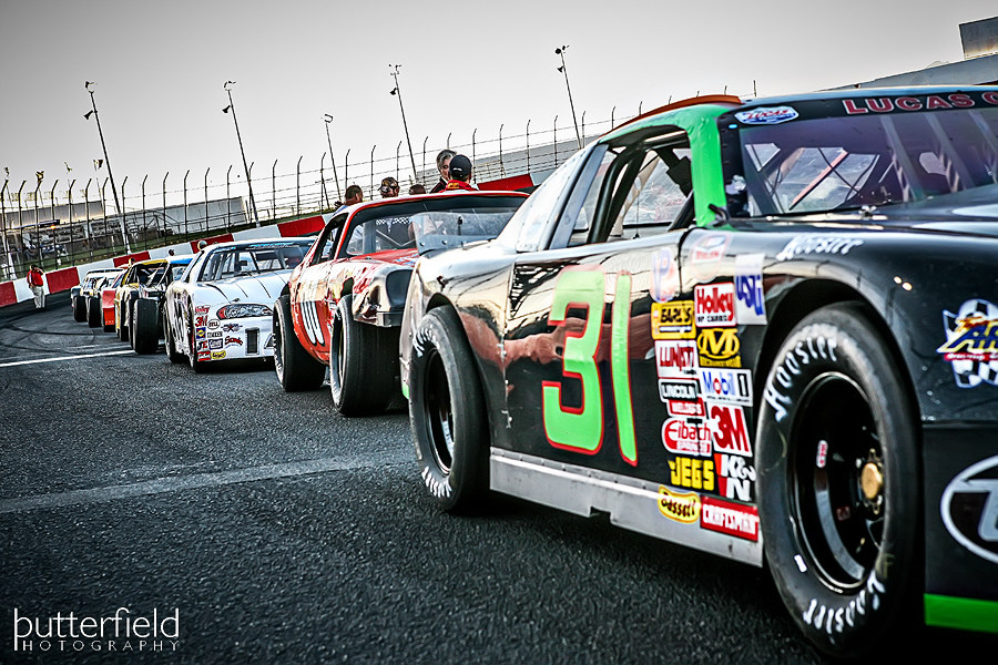 Tucson Speedway in Tucson, Arizona - Robert Butterfield from Butterfield Photography